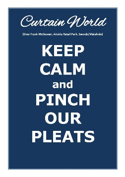 Pinch Our Pleats
