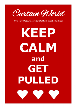 Keep Calm & Get Pulled